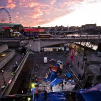 art of motion london sunset