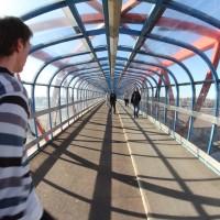 live on cycle bridge