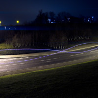 cherry hinton hill long exposure