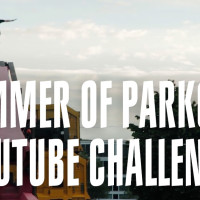 ampisound summer of parkour challenge