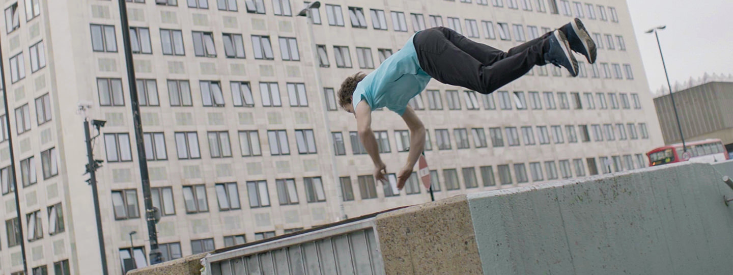 Arthur J Gallagher Business Without Barriers Parkour Ampisound