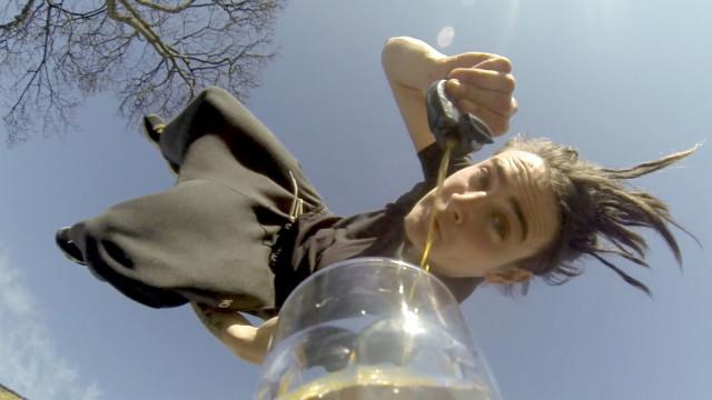 robinsons squashd parkour pov brand content viral video