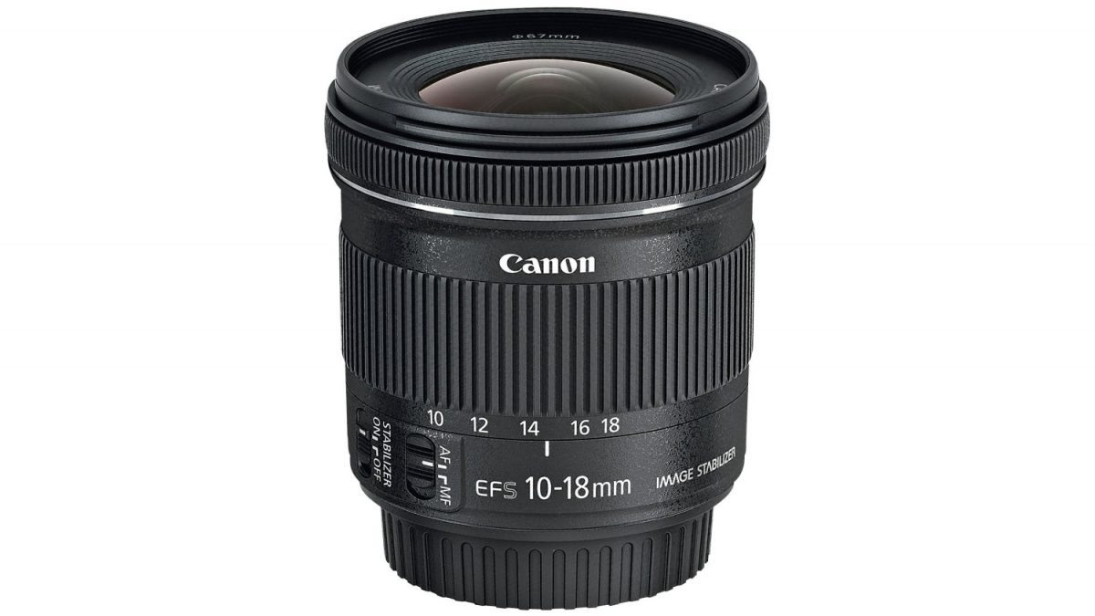 Canon 10-18mm parkour filming lens best choice