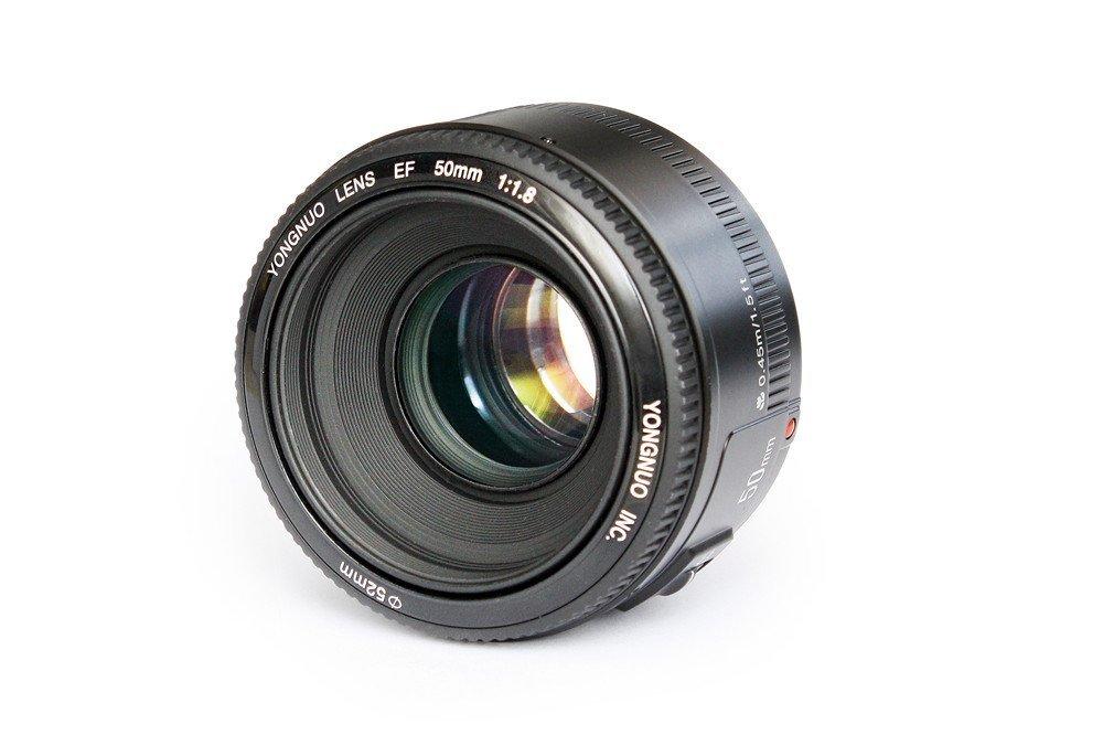 YongNuo Lens 50mm 1.8