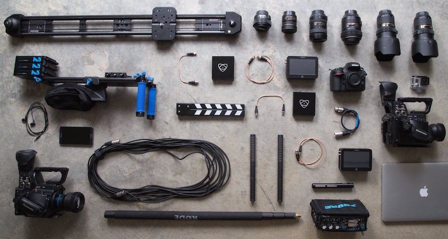 camera accessories parkour kit