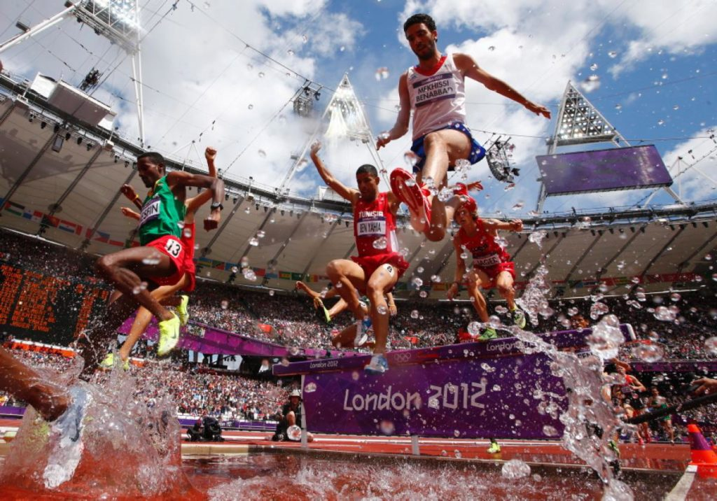 Steeplechase at the 2012 London Olympics